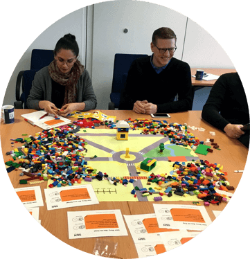 Workshop Lego4Scrum - Enabling Agile